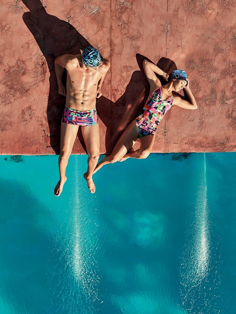 Arena Solid Swimming Shorts