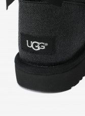 Ugg Mini Bailey Bow Sparkle II Boots