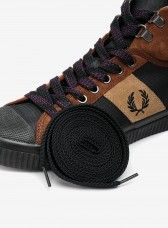 Botas Fred Perry Hughes Mid Hike Poly