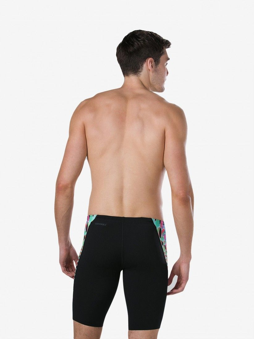 Speedo Placement Digital V Competition Shorts