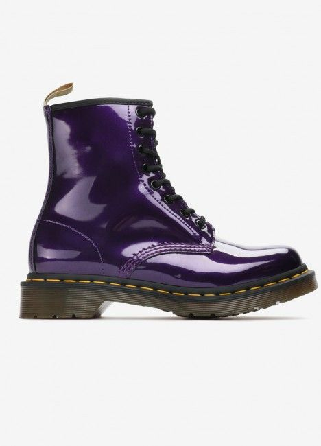 Botas Dr. Martens 1460 Vegan Chrome