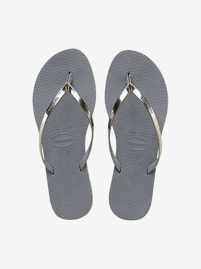 Chinelos Havaianas You Metallic