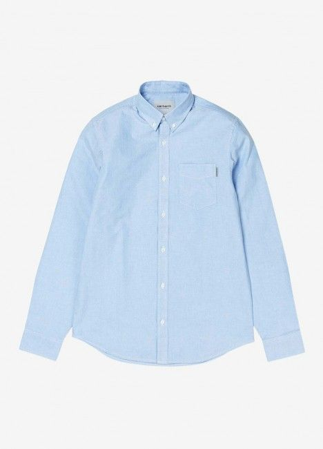 Camisa Carhartt Button Down Pocket