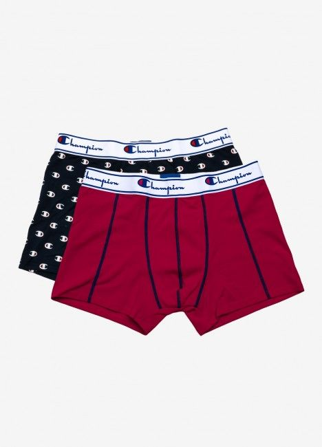 Champion Cotton Mix x2 Boxers