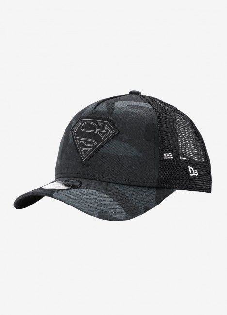 New Era Character Trucker Superman Hat