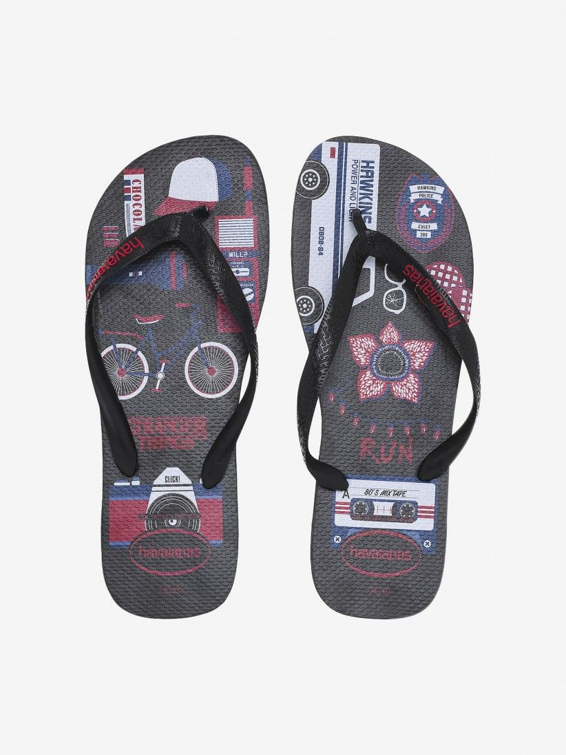 Chinelos Havaianas Top Stranger Things