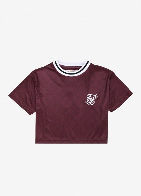 Siksilk All Over Print T-Shirt