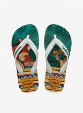 Chinelos Havaianas Lion King