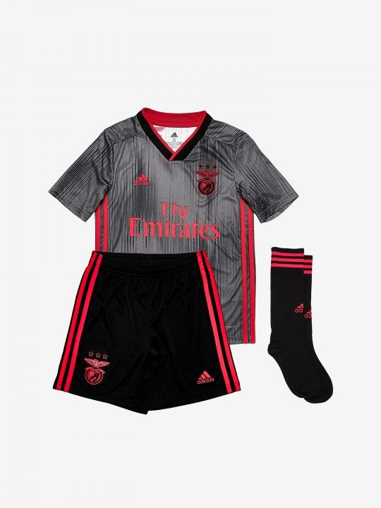 Adidas S.L. Benfica Away Youth 19/20 Kit
