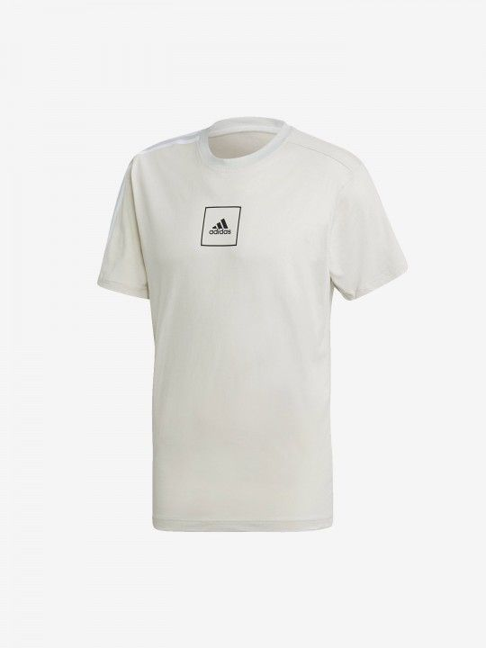 Adidas 3-Stripes Tape T-shirt