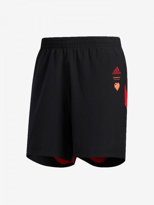 Adidas Own the Run Valentine Shorts