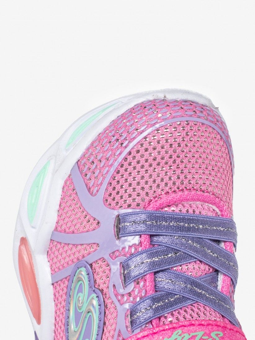 Sapatilhas Skechers Shimmer Beams Sporty Glow