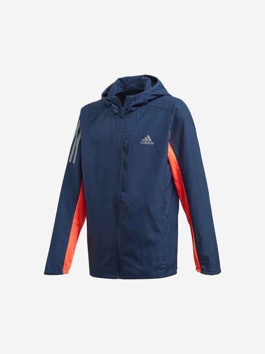 Adidas Own The Run Windbreaker Jacket