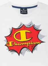 T-shirt Champion K Chunk