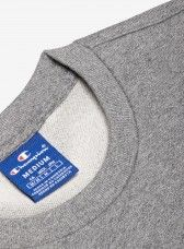 Champion Colour Block Logo Wraparound Sweater