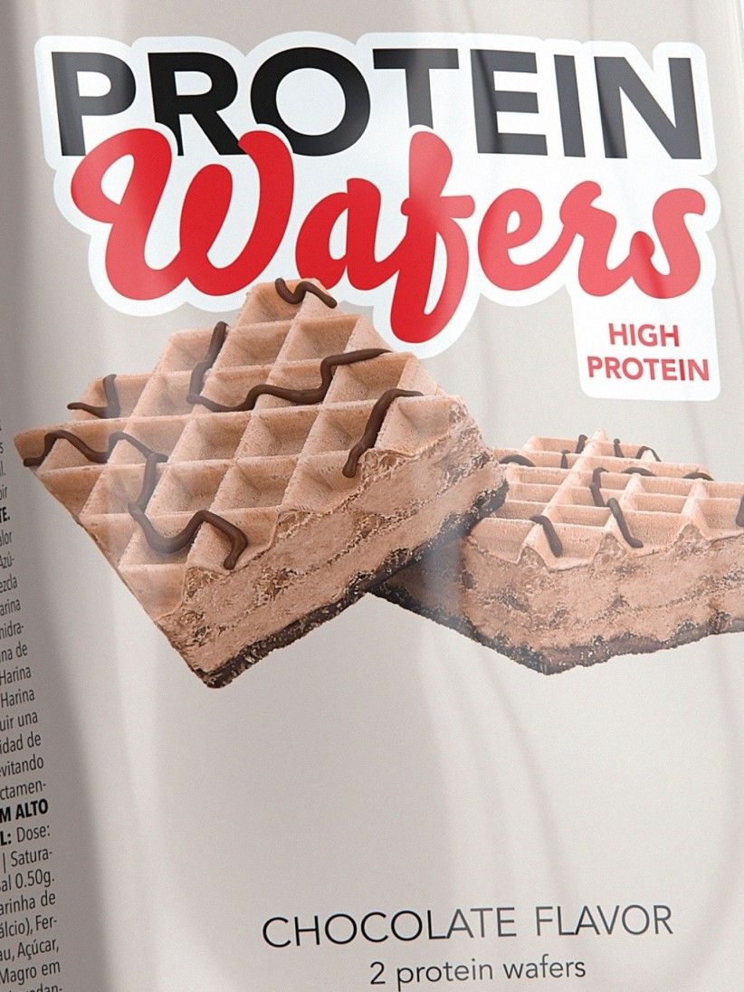 Prozis Protein Wafer 40 g - Chocolate