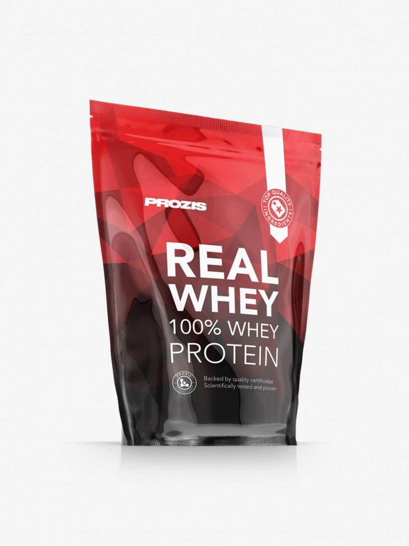 Prozis 100% Real Whey Protein 400 g - Chocolate