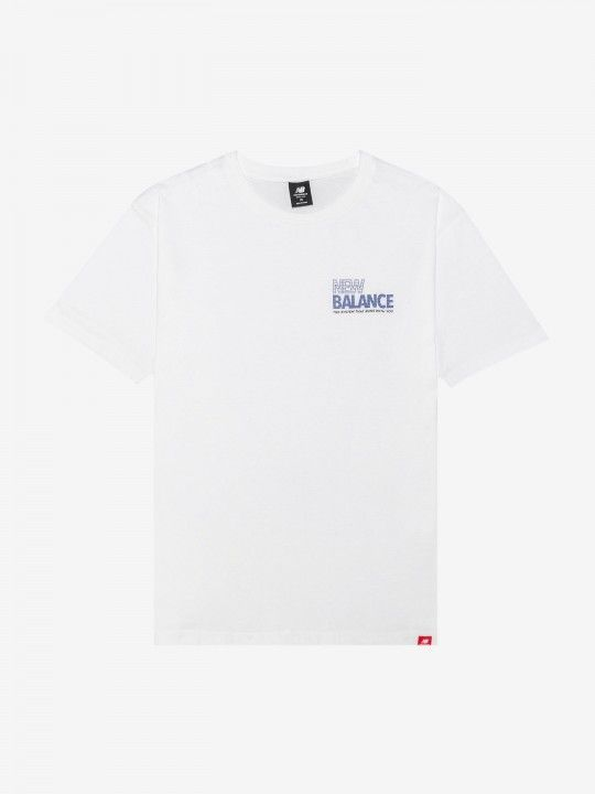 T-shirt New Balance Essentials Speeder