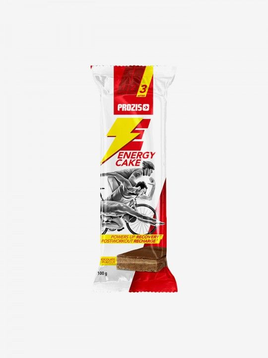 Prozis Energy Cake 100g - Chocolate