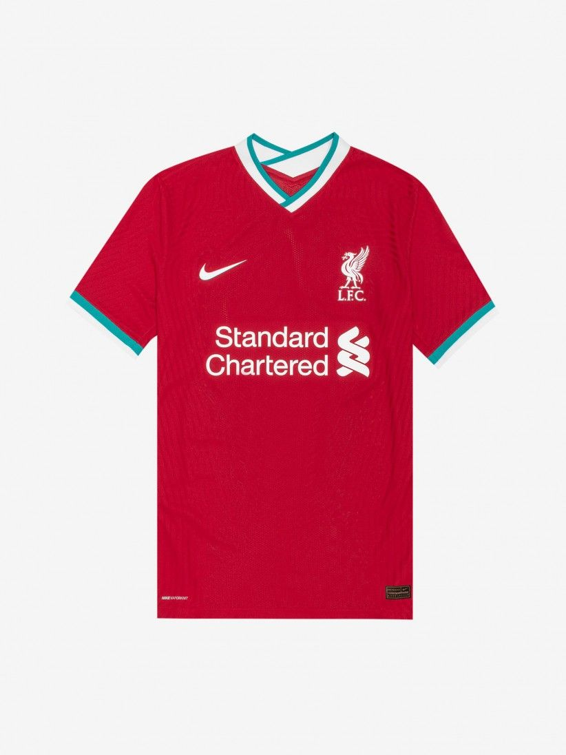 Camiseta Nike Liverpool F. C. Vapor Match Home