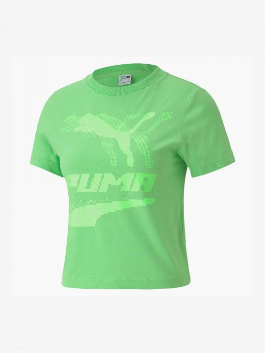 Camiseta Puma Evide Graphic