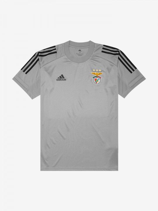 Camiseta Adidas S. L. Benfica Striped 20/21
