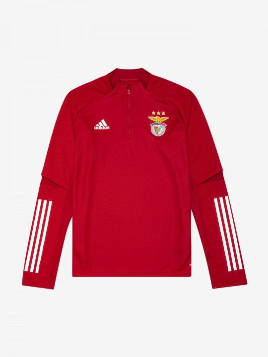 Adidas S. L. Benfica Striped 20/21 Sweater