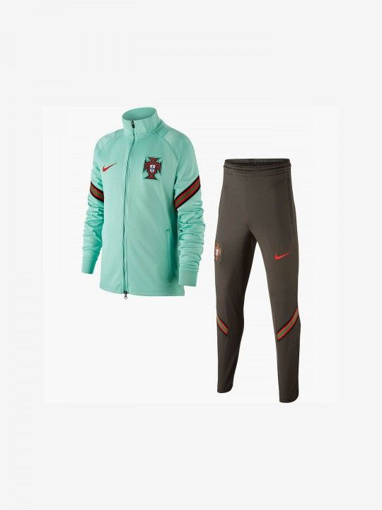 Nike Portugal 20/21 Tracksuit