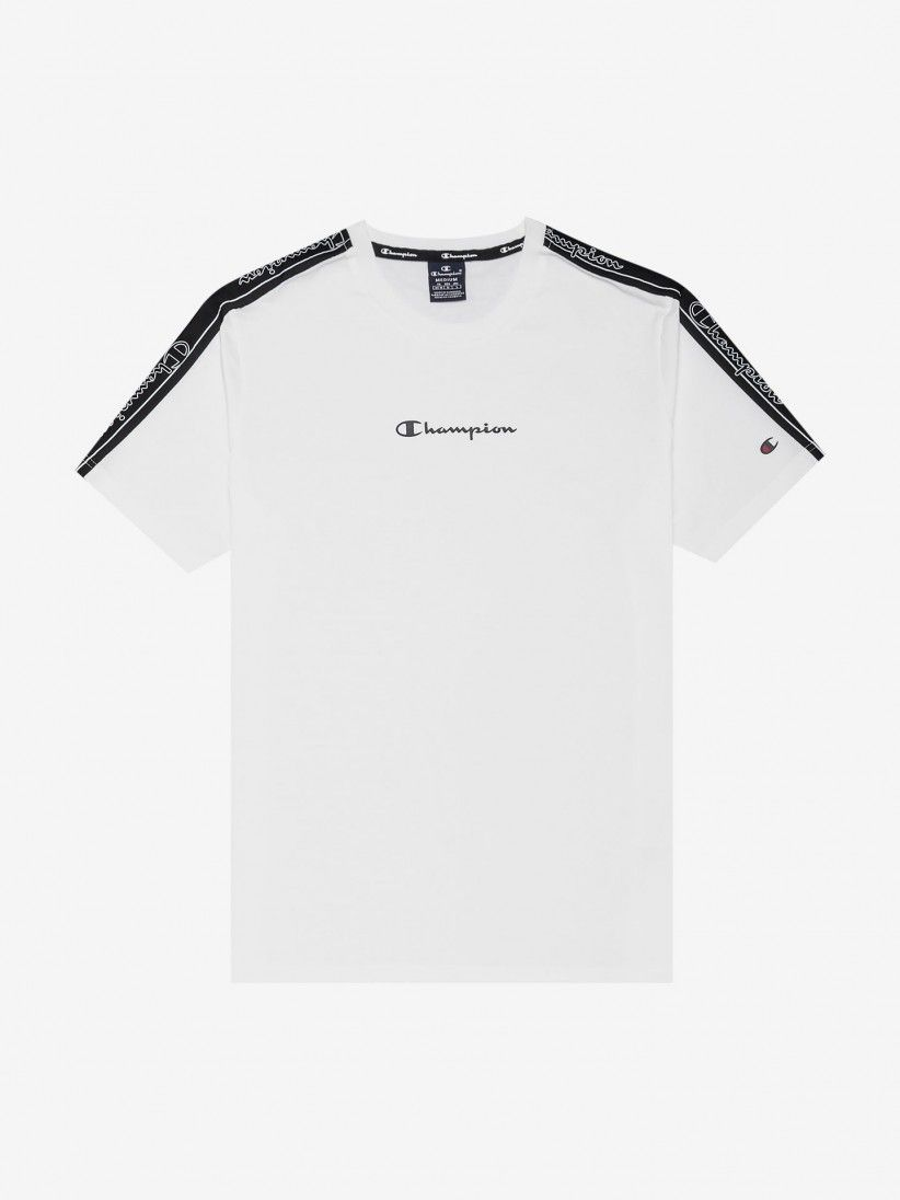 T-shirt Champion Embroided Tape