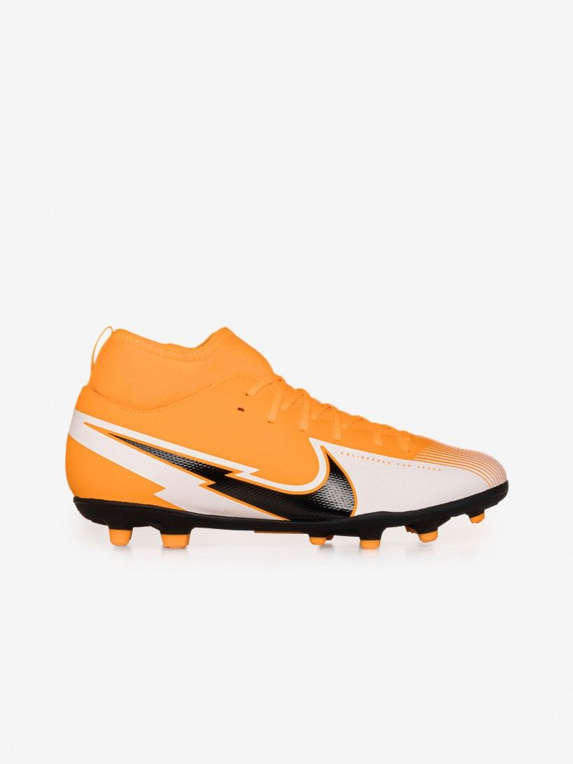 CHUTEIRAS NIKE JR MERCURIAL SUPERFLY 7 CLUB MG