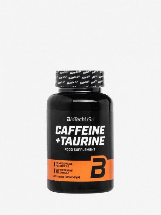 Biotech Caffeine + Taurine Supplement