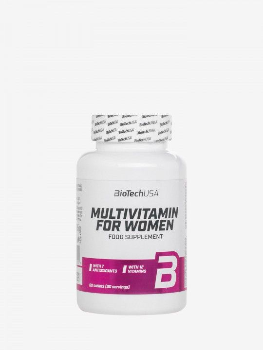 Biotech Multivitamin for Women Supplement