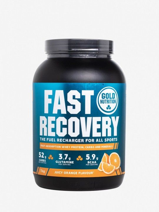 Gold Nutrition Orange Fast Recovery Supplement