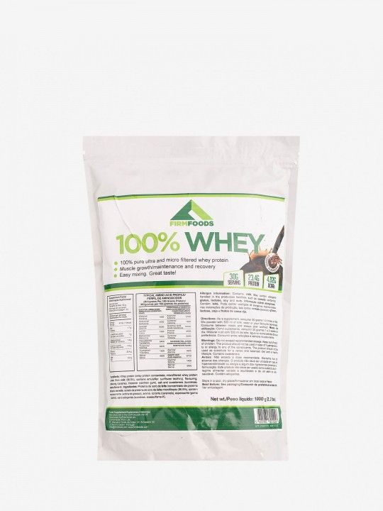 100% Whey de Café Firm Foods