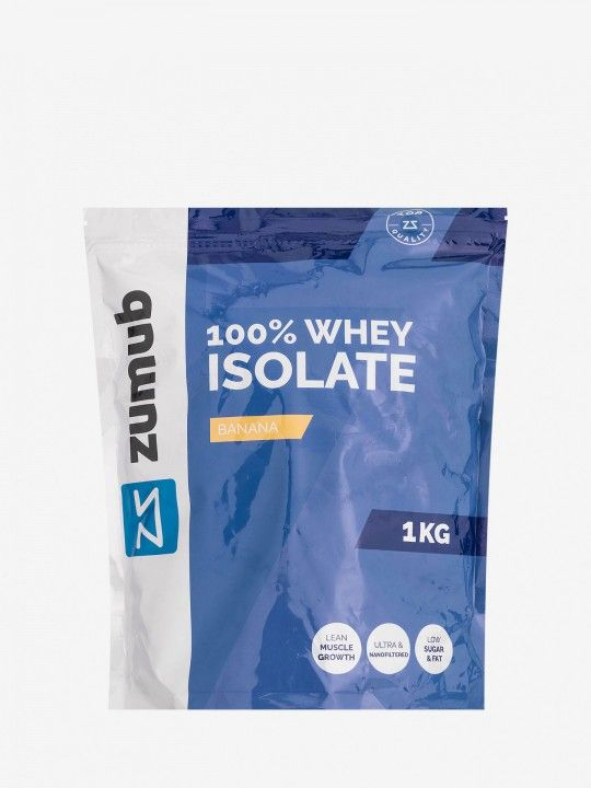 Whey Isolate de Banana Zumub
