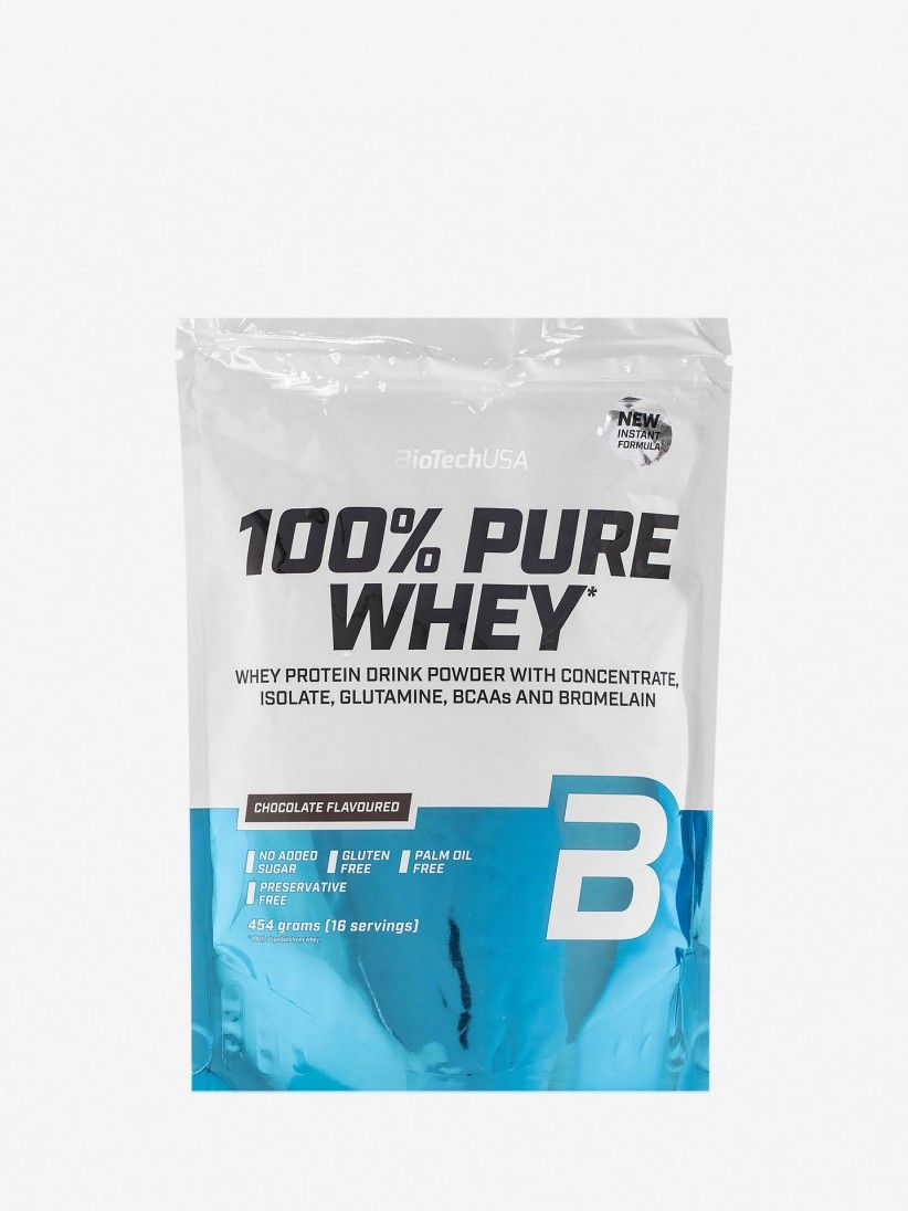 100% Pure Whey de Chocolate Biotech