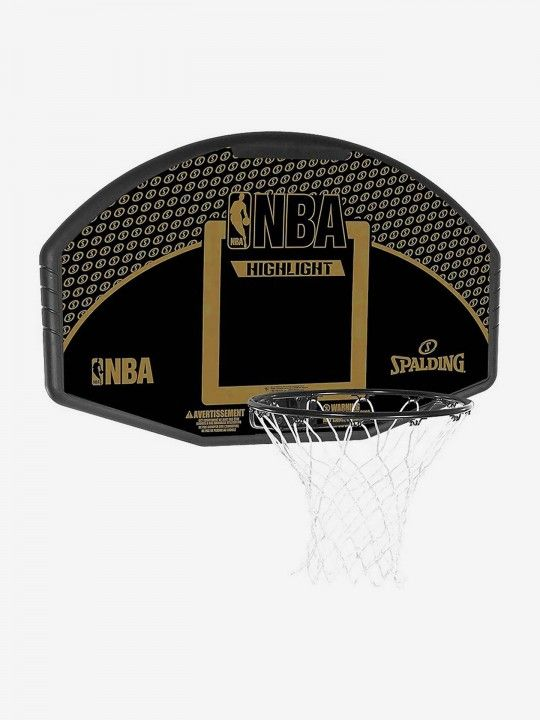 Cesto Spalding NBA Highlight Backboard