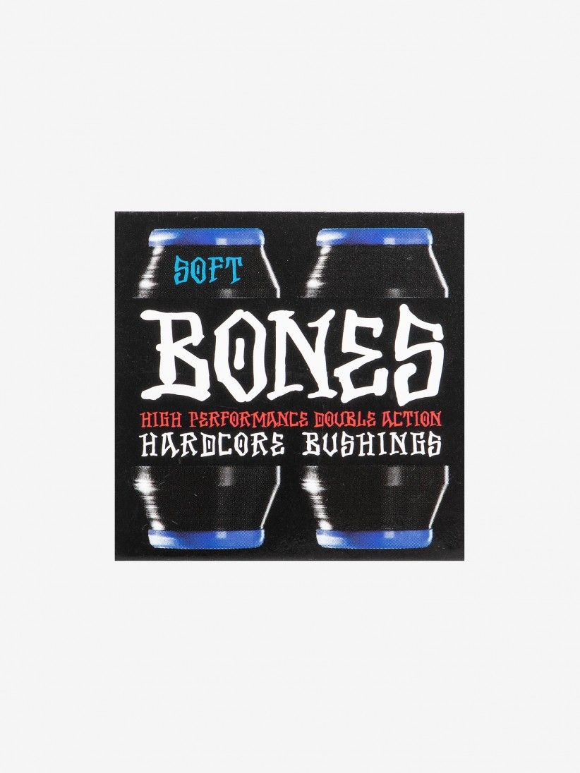 Borrachas Powell Bones Black Soft 81A