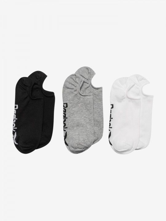 Reebok Active Foundation Invisible Socks