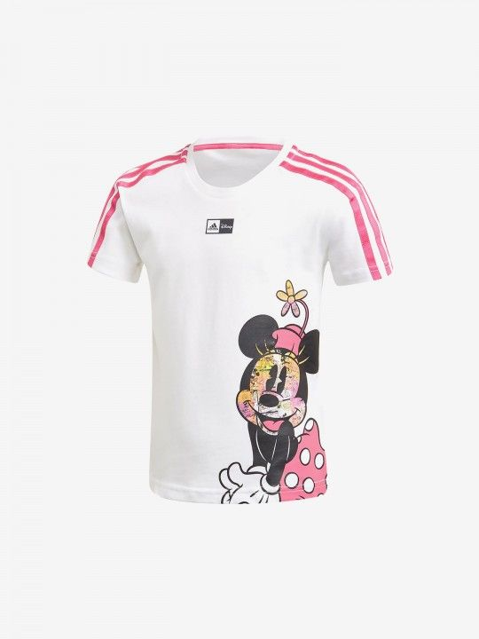 T-shirt Adidas Minnie Mouse
