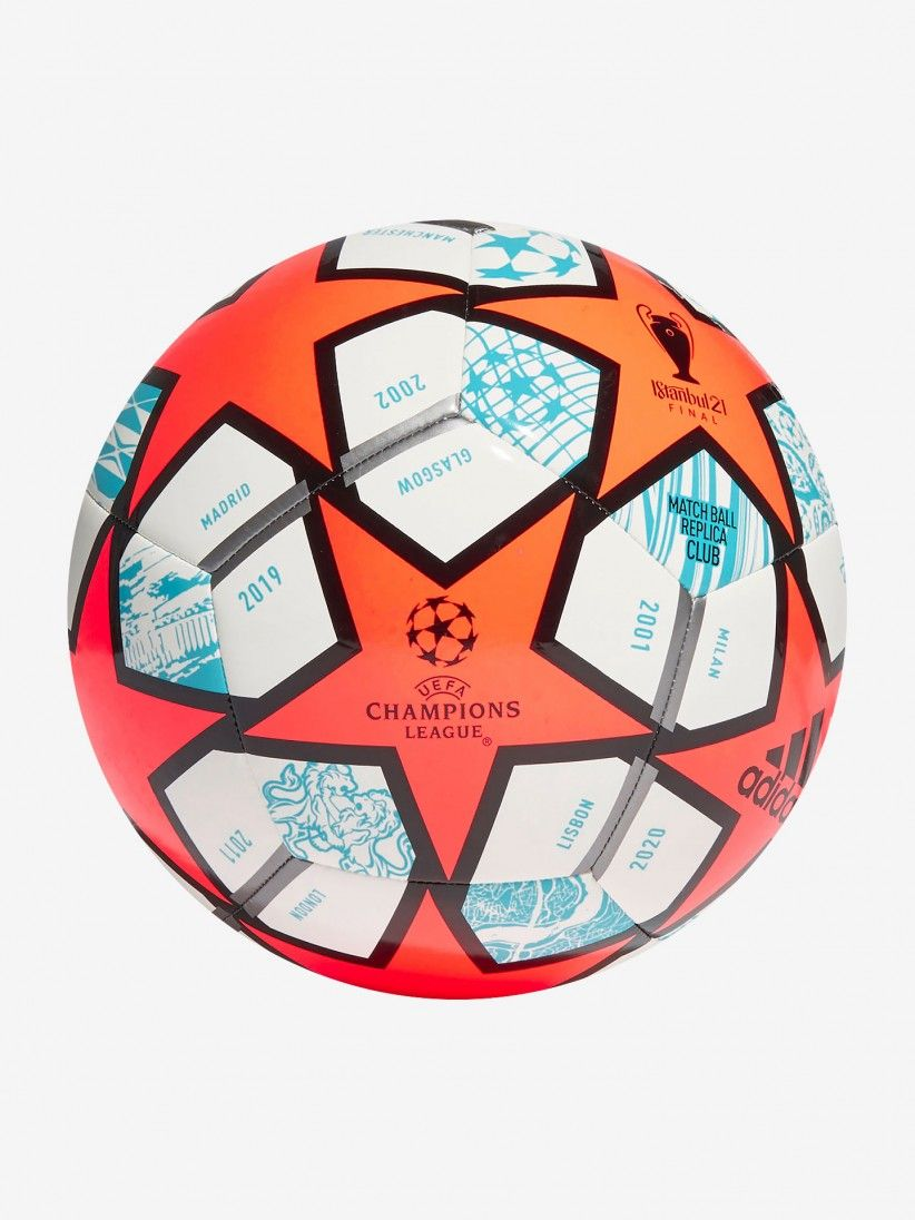 Bola Adidas Finale 21 20th Anniversary UCL