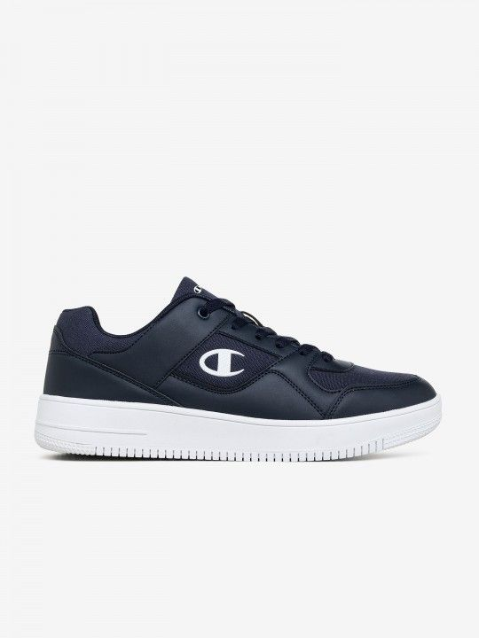 Champion Rebound Low Canvas Sneakers