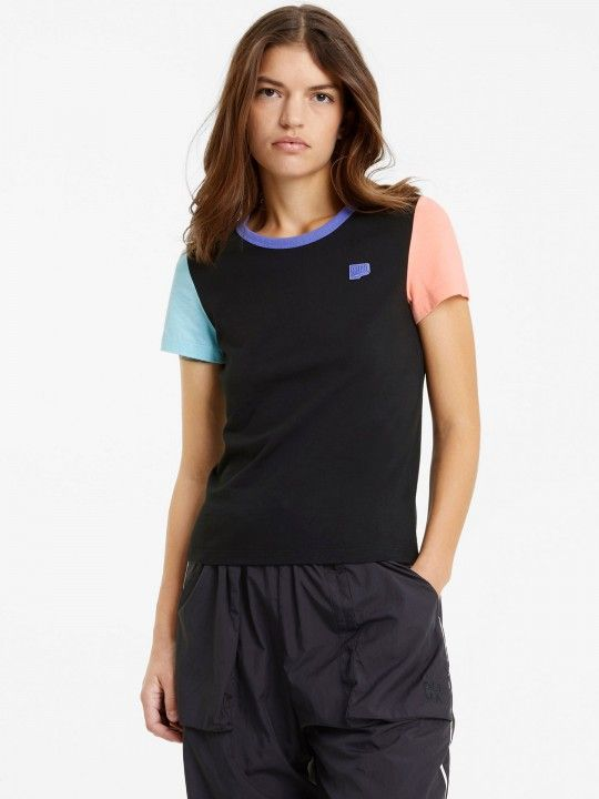 Camiseta Puma Downtown Small Logo
