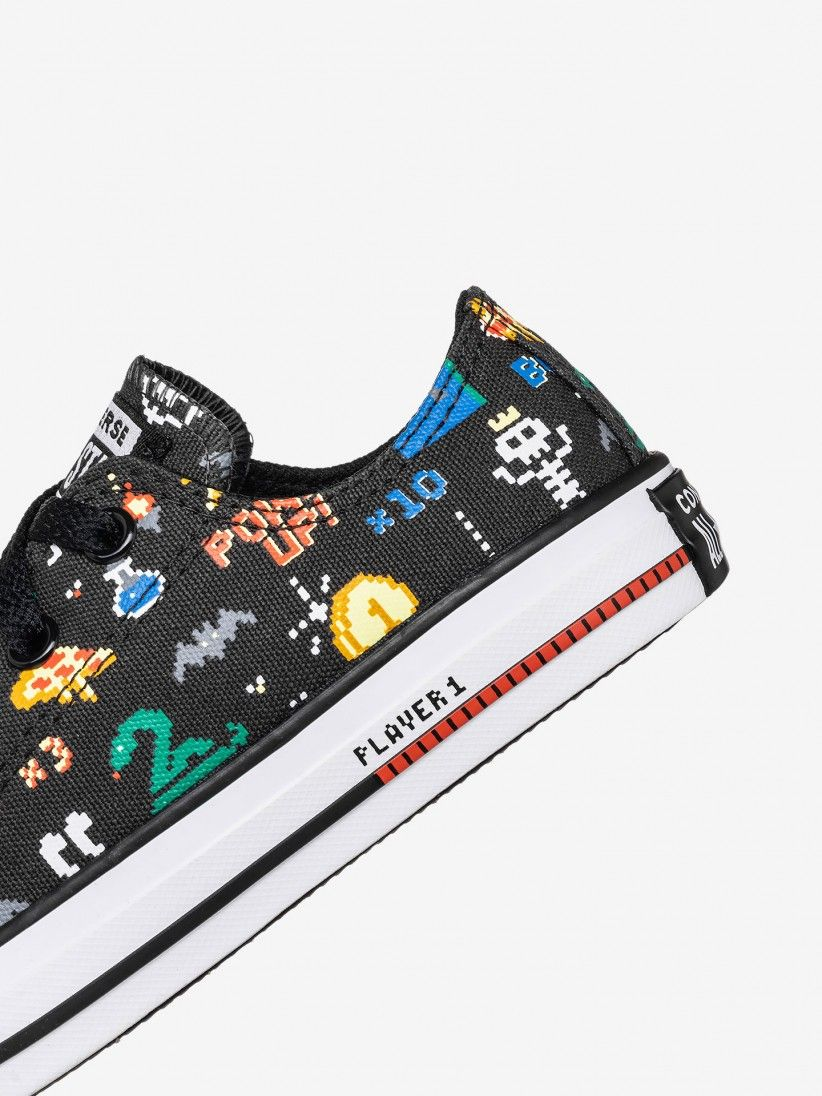 Sapatilhas Converse Chuck Taylor All Star Low Top Little Big Kid