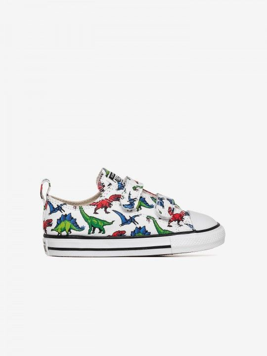 Converse Chuck Taylor All Star Low Top Little Big Kids Sneakers