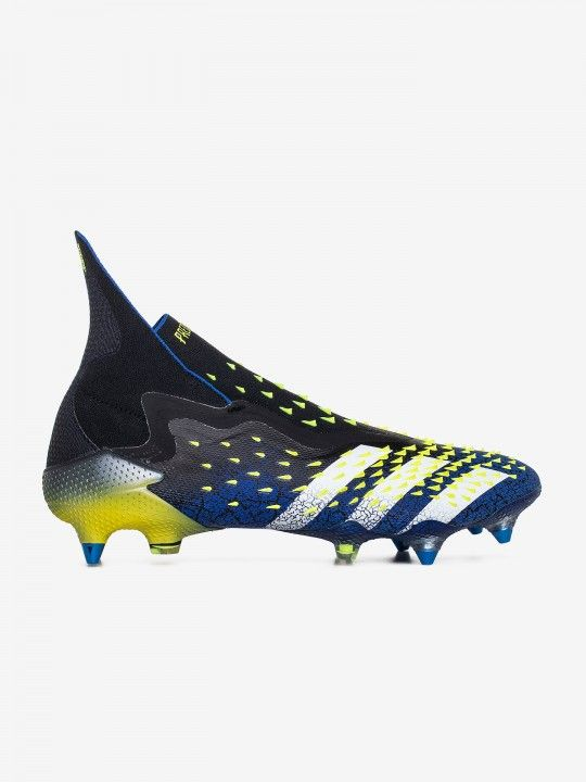 Adidas Predator Freak + SG Football Boots
