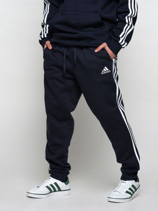 Adidas Essentials 3-Stripes Trousers