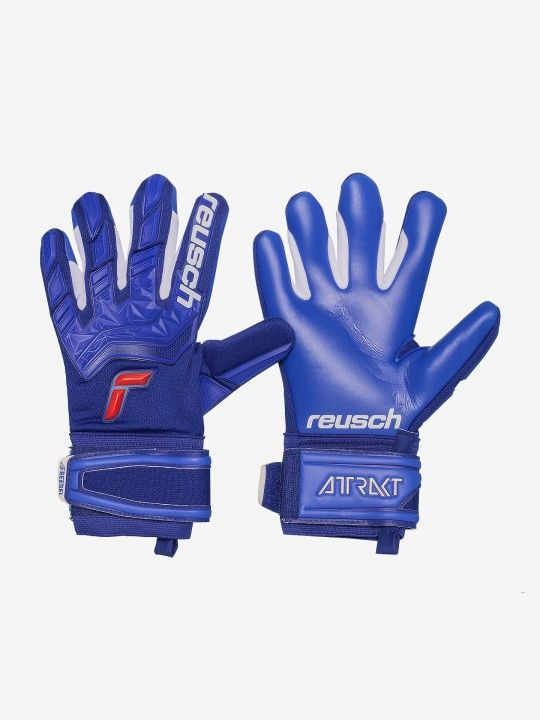 Reusch Freegel Silver Gloves