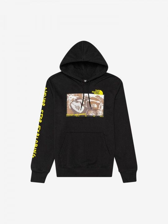 Sudadera The North Face Base Fall Graphic