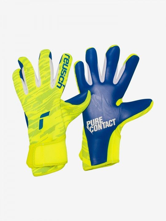 Reusch Pure Contact Silver Gloves